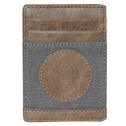 BUDWEISER Front Pocket Get Away Wallet
