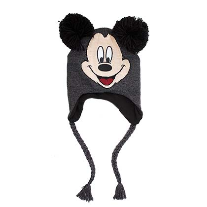 Mickey Mouse Peruvian Winter Hat