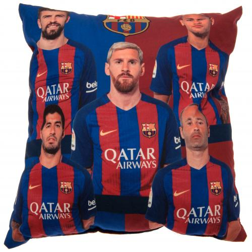 F.C. Barcelona Cushion Players