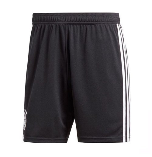 2018-2019 Germany Home Adidas Football Shorts (Kids)