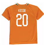 2018-19 Ivory Coast Home Shirt (Kessie 20) - Kids