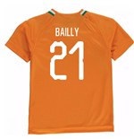 2018-19 Ivory Coast Home Shirt (Bailly 21) - Kids