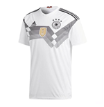 2018-2019 Germany Home Adidas Football Shirt