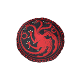 Game of Thrones Pillow House Targaryen 45 cm