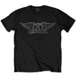 Aerosmith Men's Tee: Vintage Logo