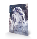 Star Wars Print on wood 283943