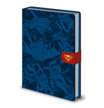 Superman Notepad 284016