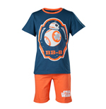 Star Wars - New Hope Kids Shortama BB-8