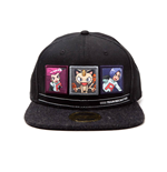 Pokemon Snap Back Baseball Cap Team Rocket