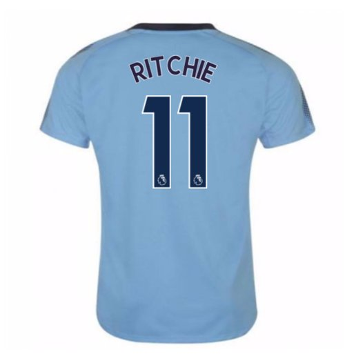2017-18 Newcastle Away Shirt (Ritchie 11)