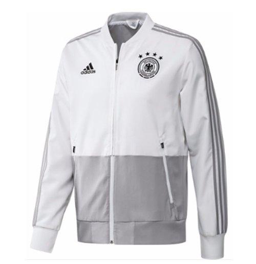 2018 2019 Germany Adidas Presentation Jacket White For