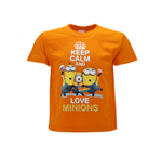 Despicable me 2 T-shirt -  keep calm