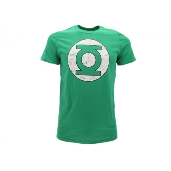 official green lantern t shirt logo buy online on offer. Black Bedroom Furniture Sets. Home Design Ideas