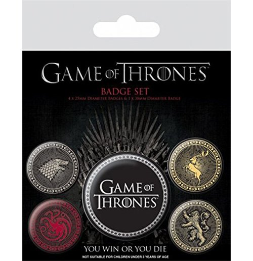 Game of Thrones Pin 284584
