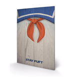Ghostbusters Print on wood 284588