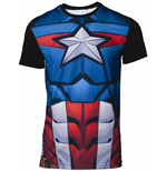 Marvel - Captain America Men's T-shirt
