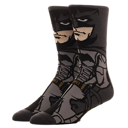 Justice League BATMAN Portrait Socks