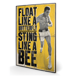 Muhammad Ali Print on wood 284846