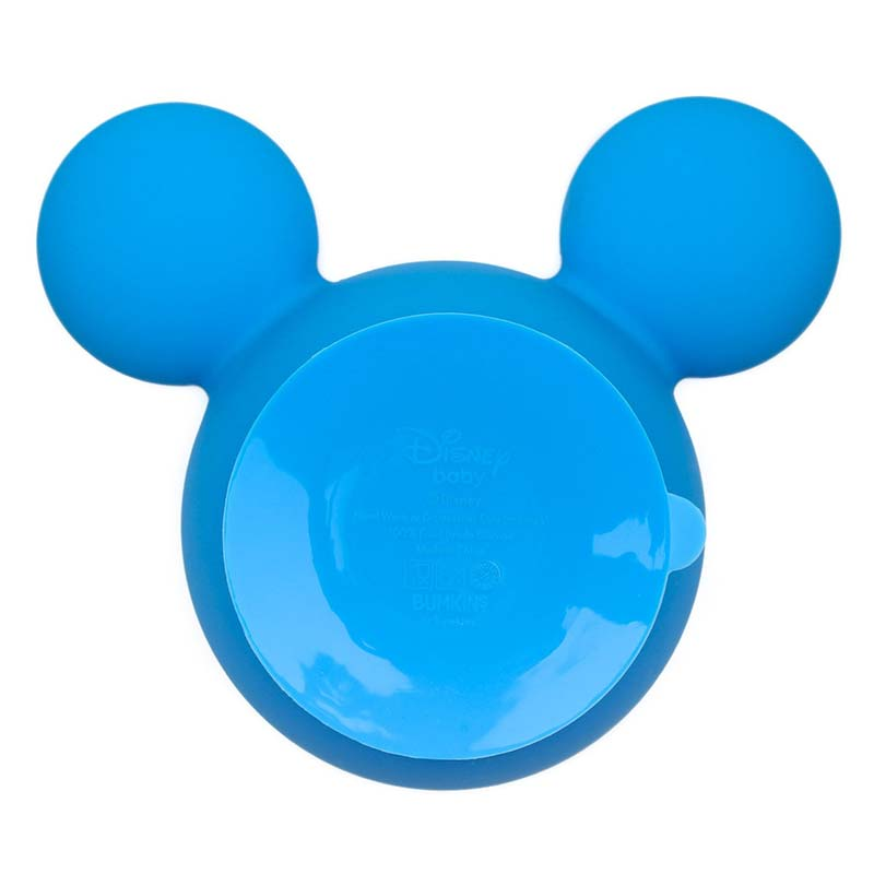 Mickey Mouse Silicone Suction Feeding Set