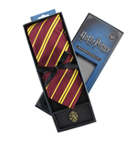 Harry Potter Tie & Metal Pin Deluxe Box Gryffindor