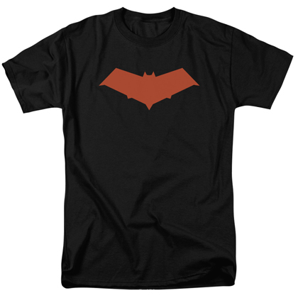 BATMAN Red Hood Logo Men's Tshirt