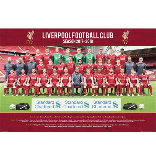 Liverpool FC Poster 285125