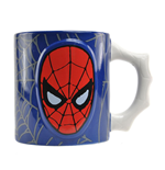 Marvel Comics Embossed Mug Spider-Man