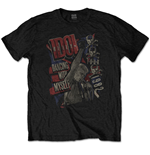 Billy Idol Men's Tee: Dancing with Myself
