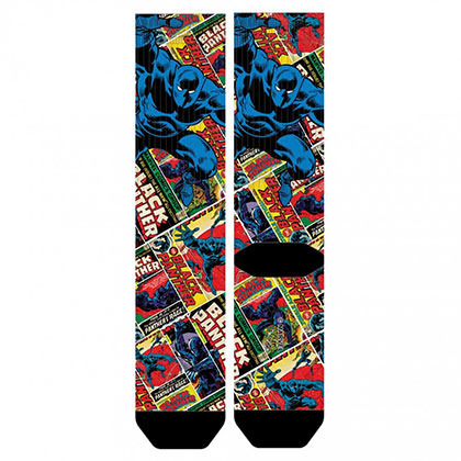 BLACK PANTHER Sublimated Crew Socks