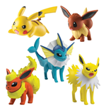 Pokemon Action Figure Multi-Pack D2 6 cm