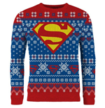 DC Comics Knitted Sweater Superman Have A Super Christmas