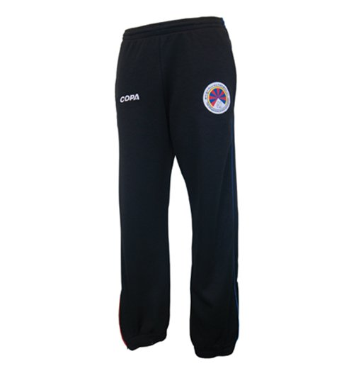 2011-12 Tibet Copa Training Pants (Black)