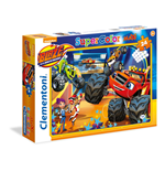 Blaze and the Monster Machines Puzzles 286388