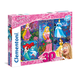 Princess Disney Puzzles 286389