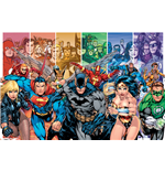 Justice League Poster 286501