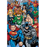 Justice League Poster 286525