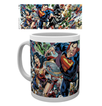 DC Comics Superheroes Mug 286552