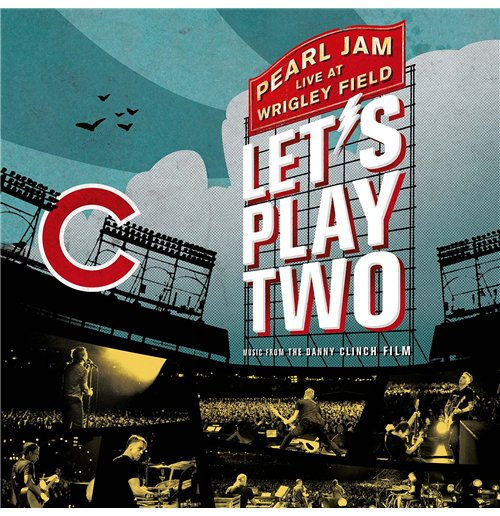 Vynil Pearl Jam - Let's Play Two (2 Lp)