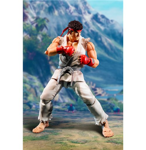 Street Fighter Action Figure 286831