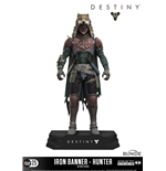 Destiny Color Tops Action Figure Hunter (Iron Banner) 18 cm