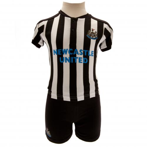 Newcastle United F.C. Shirt & Short Set 3/6 mths ST