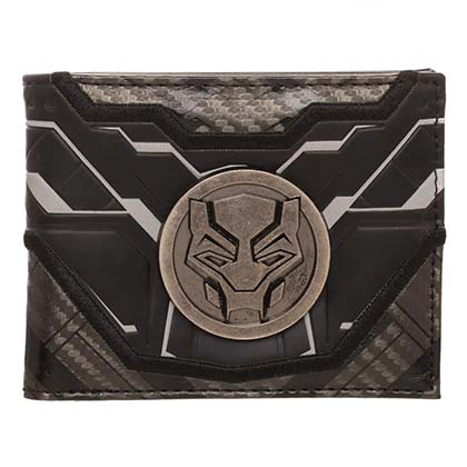BLACK PANTHER Bifold Wallet