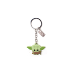 Star Wars - Yoda Rubber Keychain