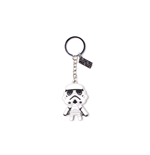 Star Wars - Storm Trooper Rubber Keychain