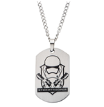 Star Wars Dog Tag Necklace 287344