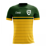2018-2019 Australia Home Concept Football Shirt