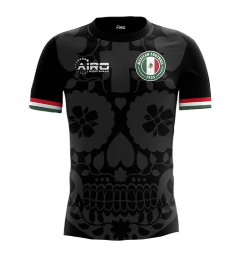 2018-2019 Mexico 3rd Concept Football Shirt (Kids)