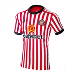 2017-2018 Sunderland Adidas Home Football Shirt