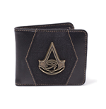 ASSASSIN'S CREED Origins Crest Bi-fold Wallet, Black