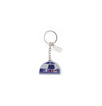 Star Wars Episode VIII Rubber Keychain R2-D2 7 cm
